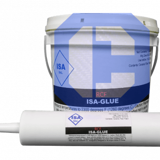 Ceramic Fiber Glue from CeraMaterials