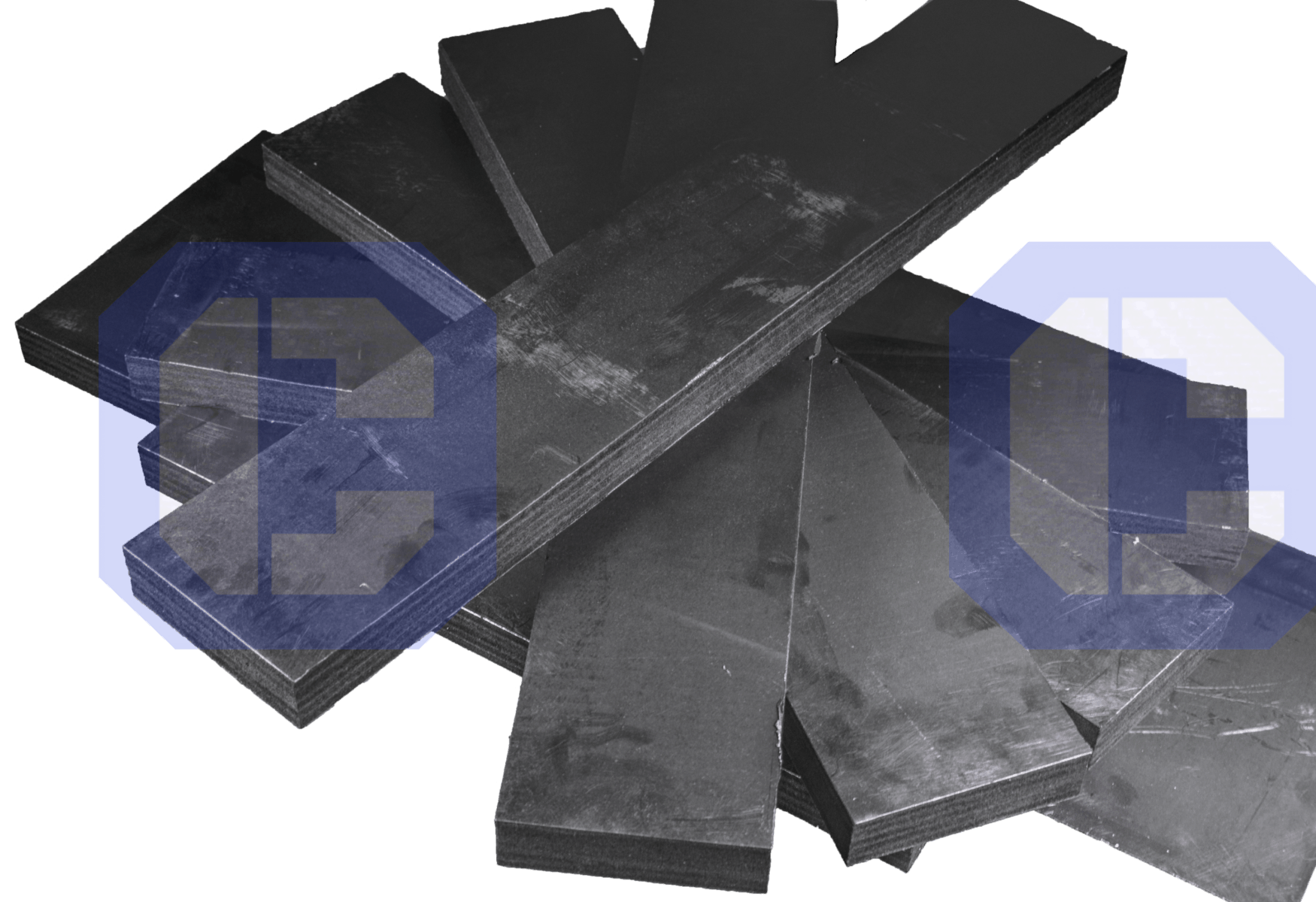 Custom Size Graphite Rigid Boards