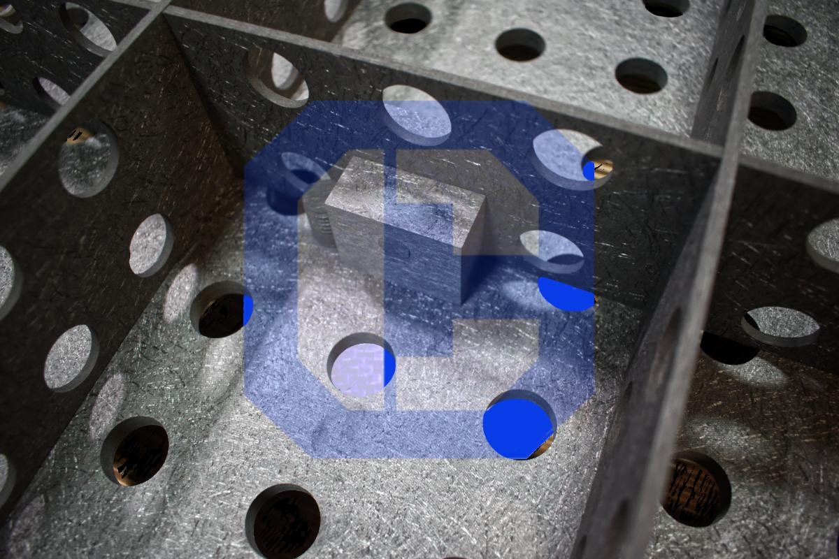 Carbon Fiber Composite Fixture from CeraMaterials