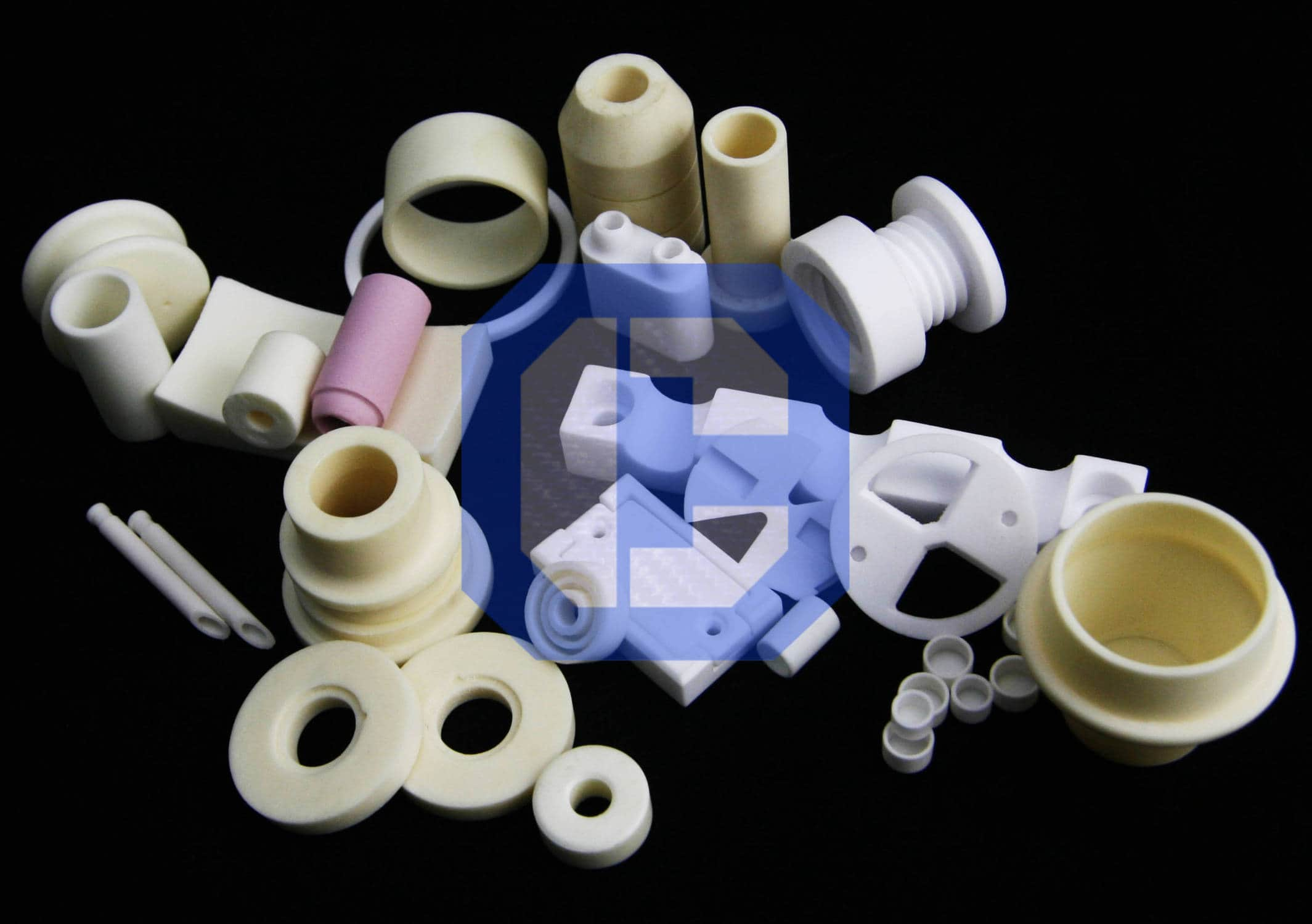 Alumina and performance Ceramics from CeraMaterials
