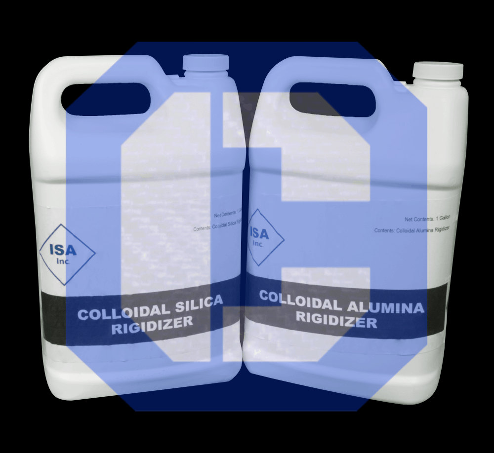 Colloidal Silica & Alumina Rigidizer from CeraMaterials